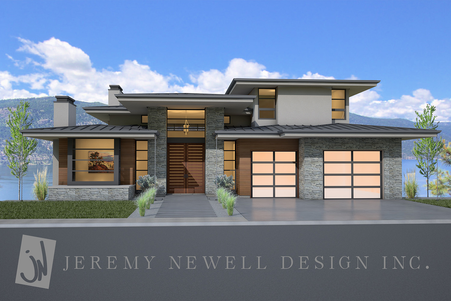 House exteriors joy studio design gallery best design for Small house design kelowna