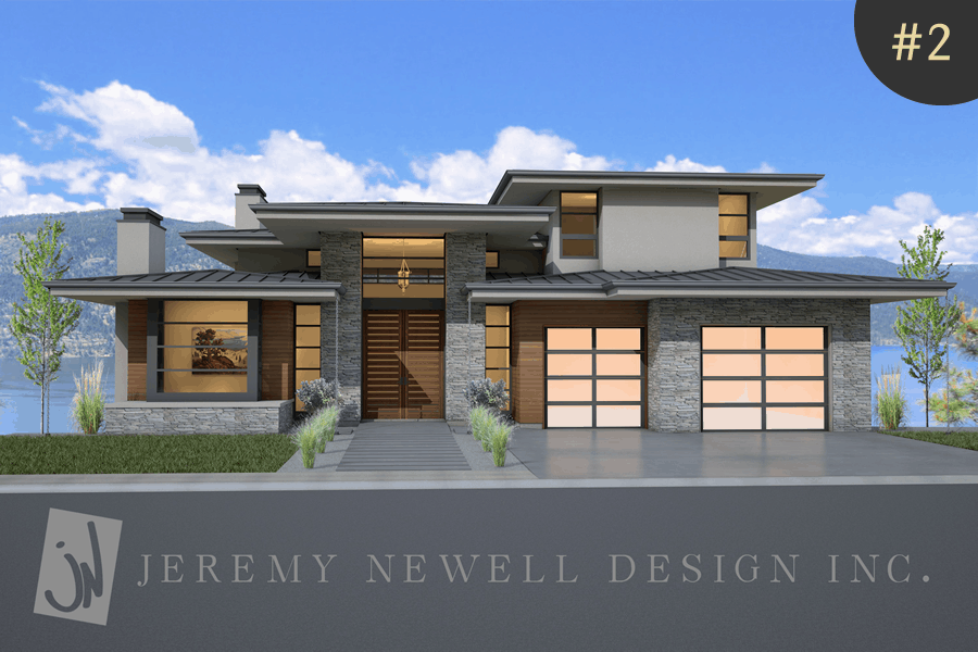 Okanagan modern pre priced home designs wilden kelowna for Modern contemporary homes
