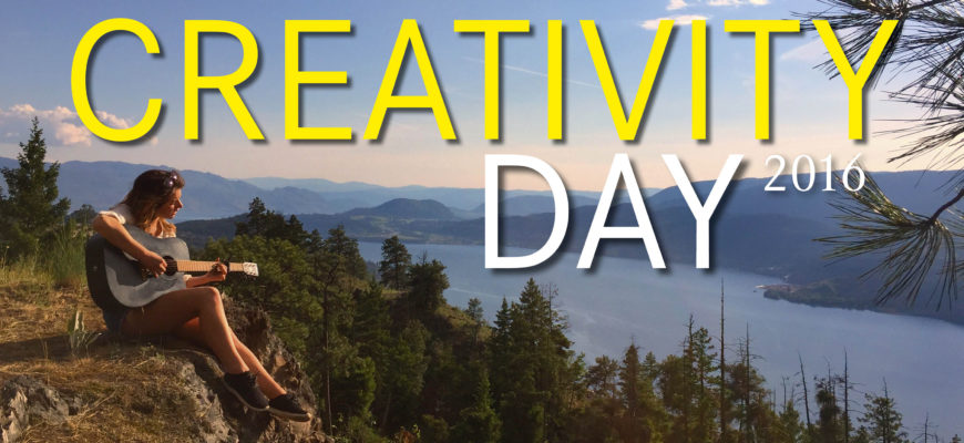 Join Us For Our 2016 Wilden Creativity Day