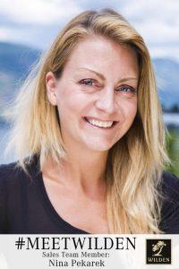 Nina Pekarek #MeetWilden image