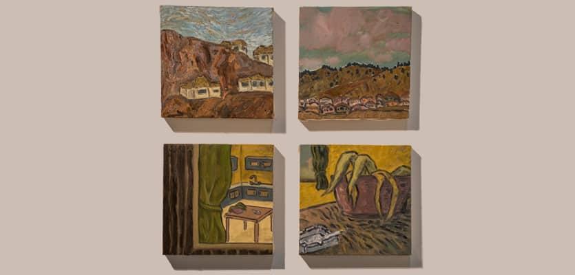 Jackie Deck – Exhibiting Artist At The 2017 Wilden Creativity Day