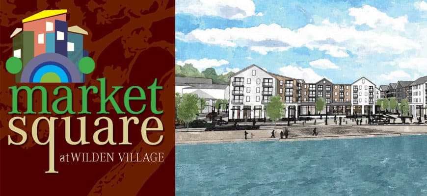 Wilden Village & Market Square • Info Session