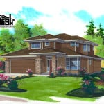 Wilden Real Estate - Okanagan Modern 1 1/2 Story